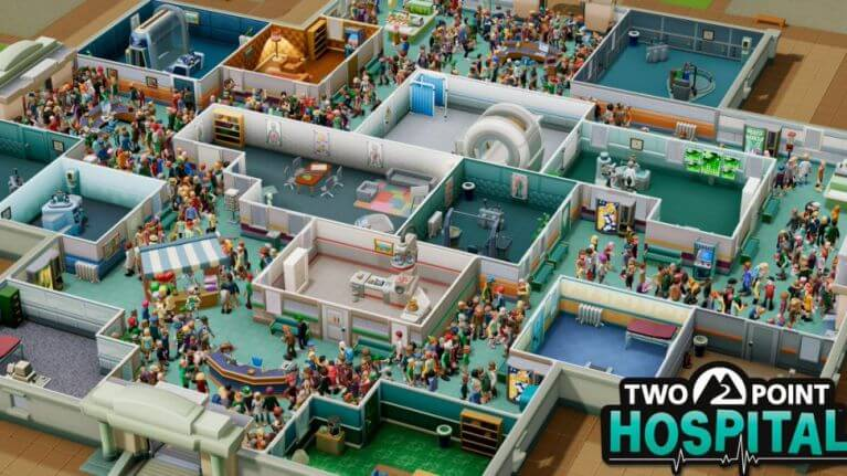 Two Point Hospital Overview