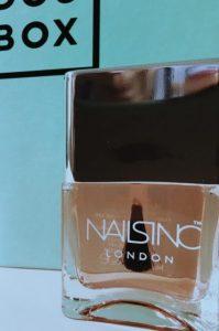 NAILSINC Kensington 45 seconds
