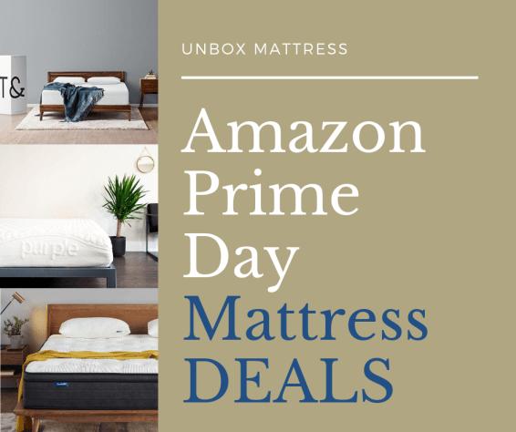 Amazon Prime Day mattress sales