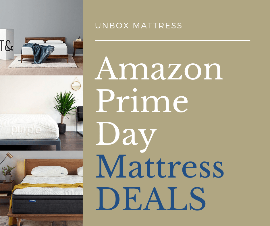 Amazon Prime Day mattress sales
