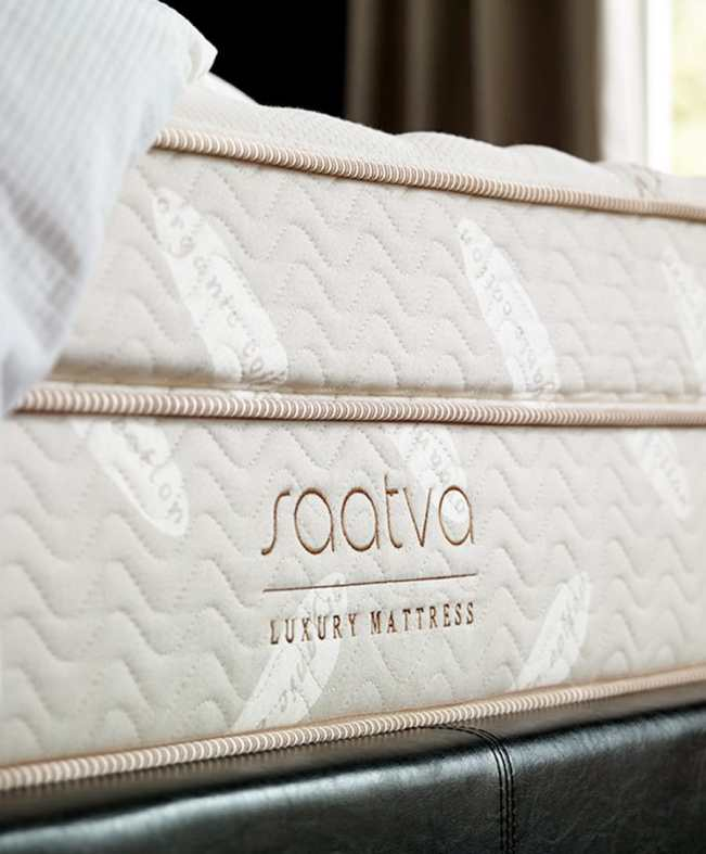 Saatva euro top mattress