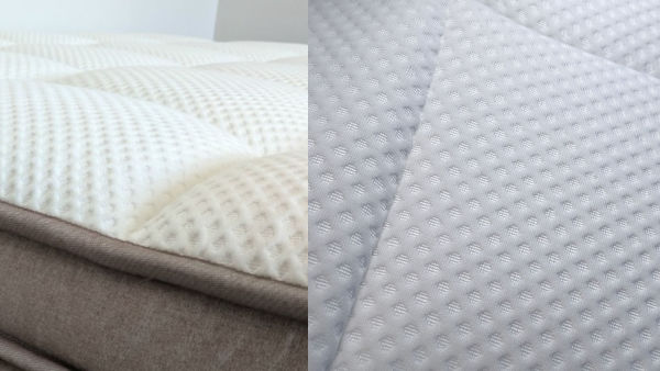 Dreamcloud cover before and after