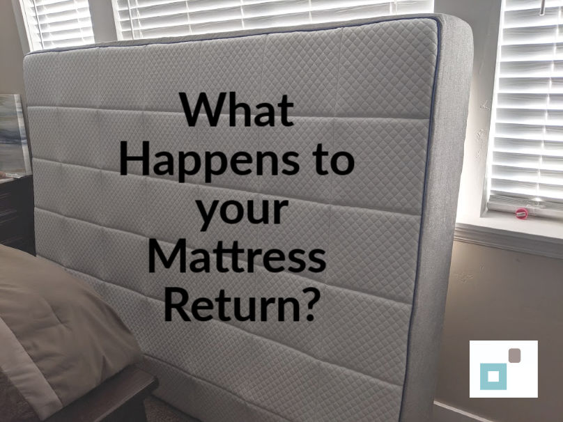 What happens to your Mattress Return?