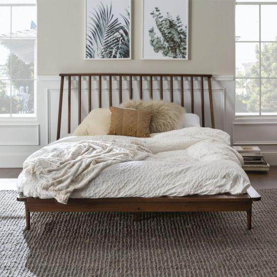 Jane.com platform bed frame deal