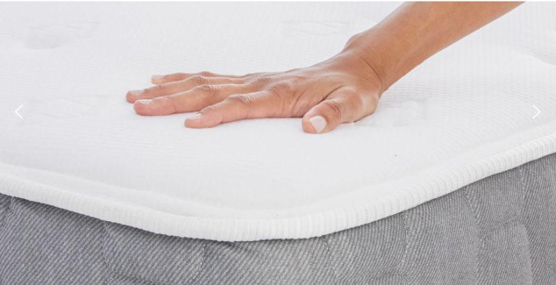 firmer mattress