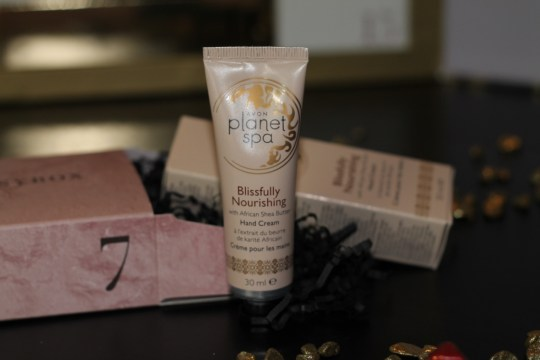 Avon Planet Spa - Blissfully Nourishing Handcreme
