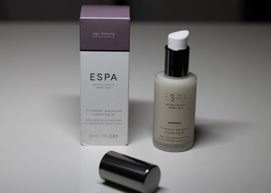 ESPA Tri Active Advanced Instant Facial