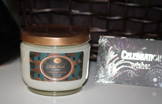 Celebration Essence Body Scrub