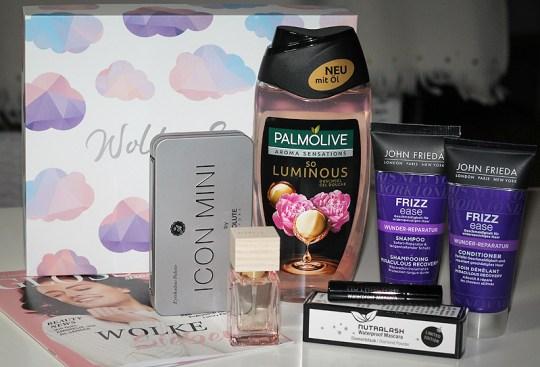 Schöne Produkte, doch ohne richtige Highlights - die Glossybox Februar 2018