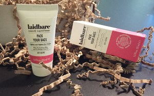 Aufgebraucht: Laidbare Pack your Bags Augencreme