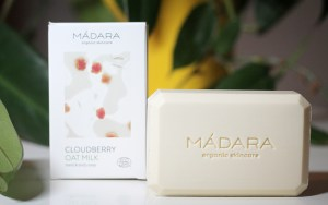 Aufgebraucht! November 2019 (Madara) Cloudberry & Oat Milk Soap