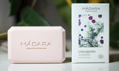 Cranberry und Wacholder