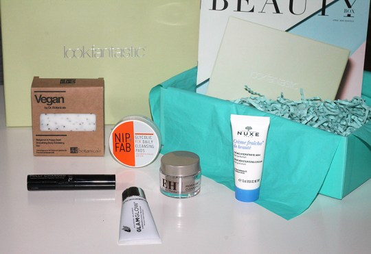 Lookfantastic Box April 2018