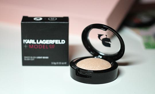 ModelCo. + Karl Lagerfeld - Baked Blush Highlighter