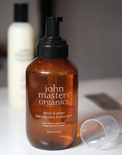 John Masters Organics Lemon & Ginger Body Wash