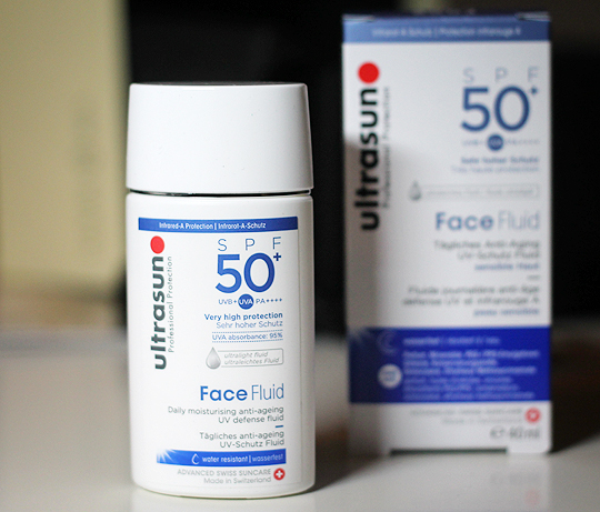 Ultrasun - Face Fluid SPF 50+