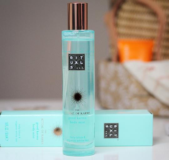 "Rituals... - Ritual of Karma ""Good Karma"" Bed & Body Mist"
