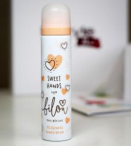 Aufgebraucht: Bilou Sweet Hands Handschaum