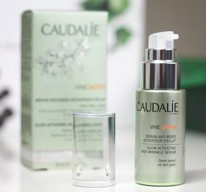 (Caudalie) Vine[activ] Glow Activating Anti Wrinkle Serum - Aufgebraucht! Februar 2020