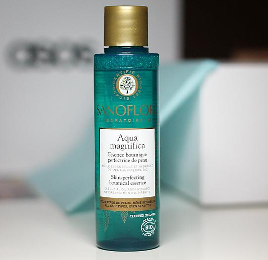Sanoflore: Aqua Magnifica skin-perfectin botanical essence