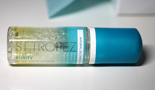 St. Tropez: Self Tan Purity Bronzing Water Mousse