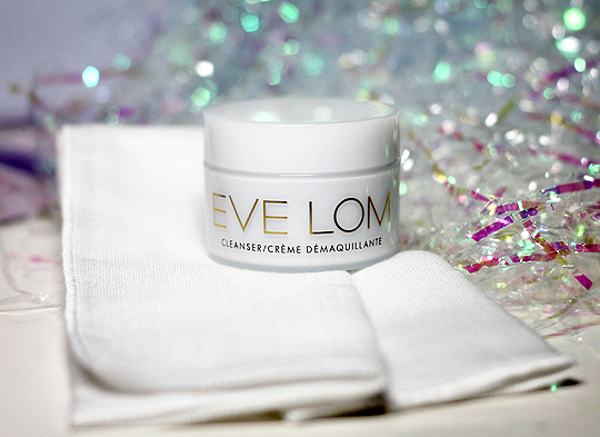 Eve Lom Cleanser + Musslin Tuch