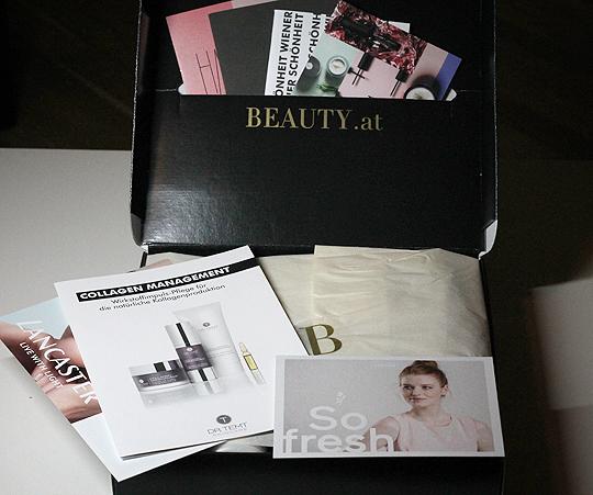 Beautybox Herbst 2018