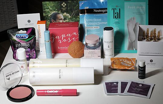 Beauty Box Herbst 2018