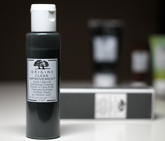 Clear Improvement Active Charcoal Exfoliating Cleansing Powder