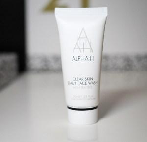 (AlphaH) Clear Skin Daily Face Wash - Aufgebraucht! September 2019