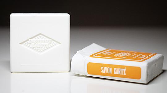 Institut Karité: Shea Butter Seife mit Mandel und Honig