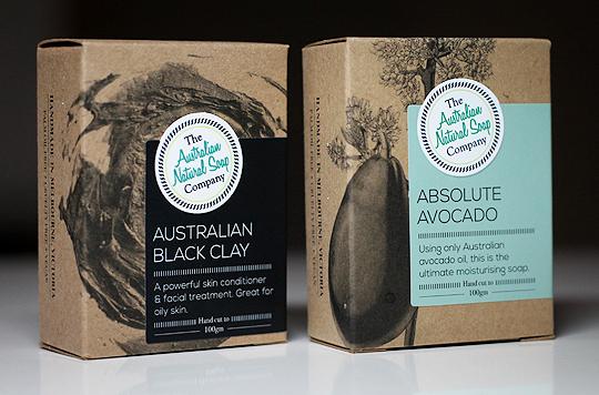 The Australian Natural Soap Company Gesichtsseifen Set