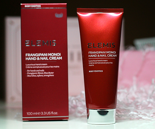 Elemis - Frangipani Monoi Hand & Nail Cream