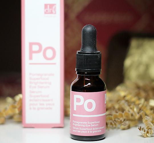 Dr. Botanicals - Pomegranate Brightening Eye Serum