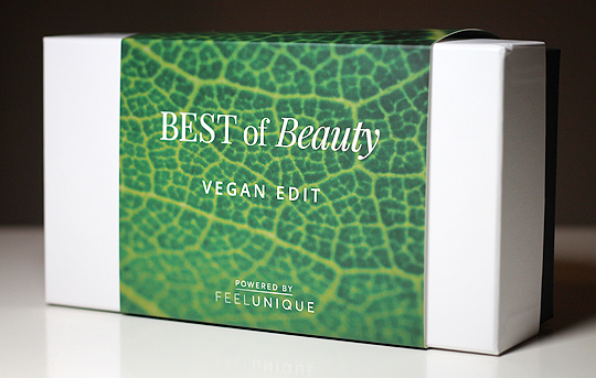 Best of Beauty Vegan Edition