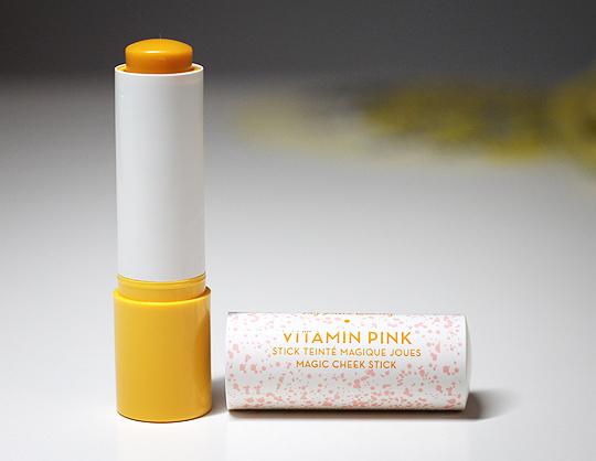 My Little Beauty - Vitamin Pink Magic Cheek Stick