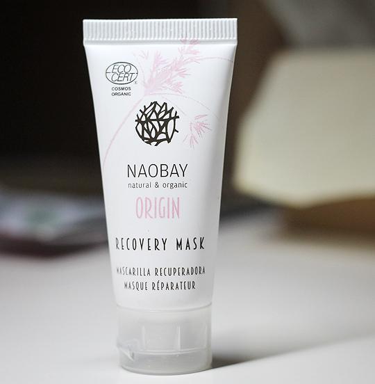 Naobay Origin - Recovery Mask