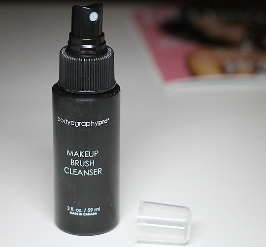 Bodyography Pro - Makeup Brush Cleanser