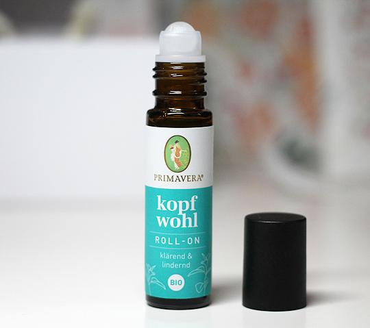 Primavera - Kopf Wohl Roll-On