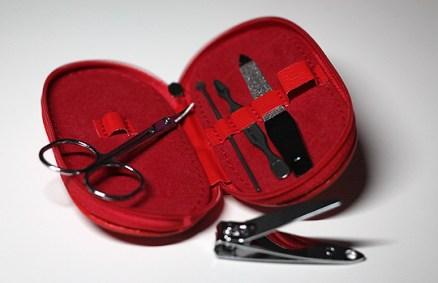 ... das Emergency-Kit für Nagel-Notfälle