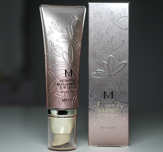 Missha - M Signature Real Complete BB Cream SPF25 (No 23)