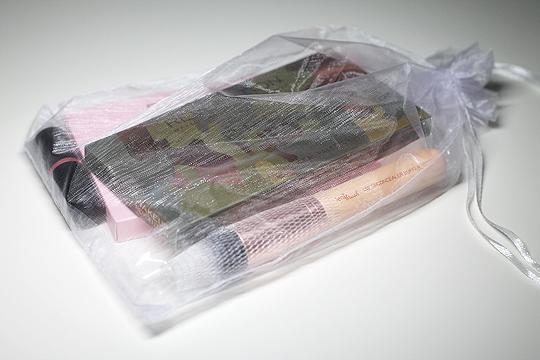 Gratis Beautybag ab 45 EUR Einkaufswert