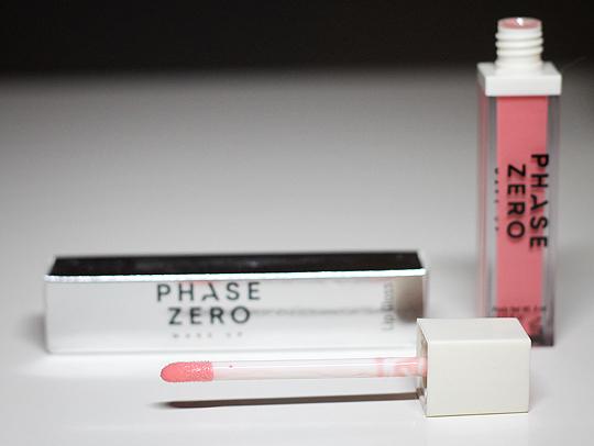 "Phase Zero - Lip Gloss in ""Baby Pink"""