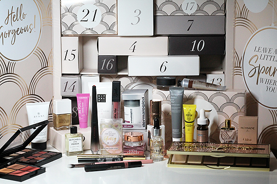 Der Glossybox Adventkalender 2019 - It's the Season to be Glossy!