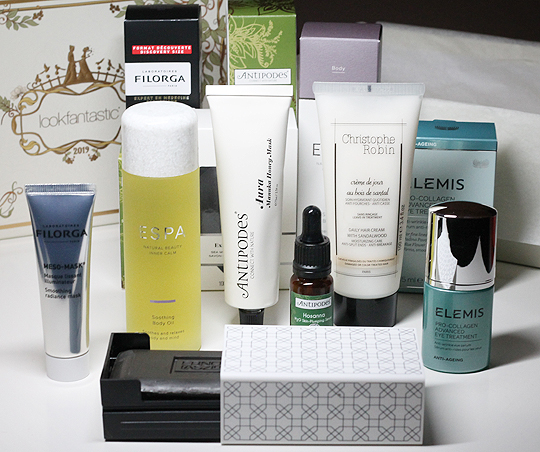 Die Lookfantastic Qixi Box