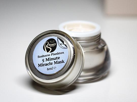 (Beauty Kitchen) - Seahorse Plankton 5 Minute Miracle Mask