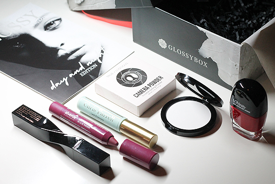 Glossybox September 2019: Day and Night