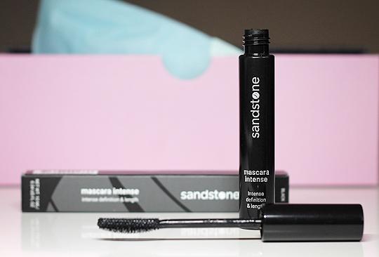"""(Sandstone) Mascara Intense in """"Black"""""""