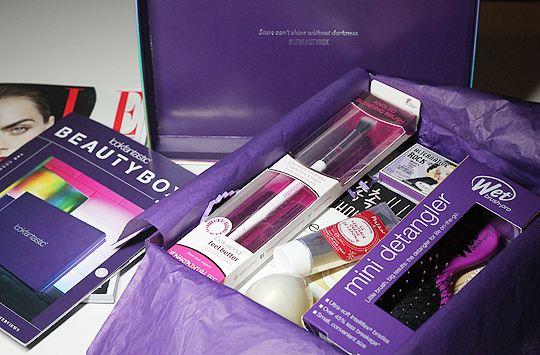 Die Lookfantastic Box Oktober 2019