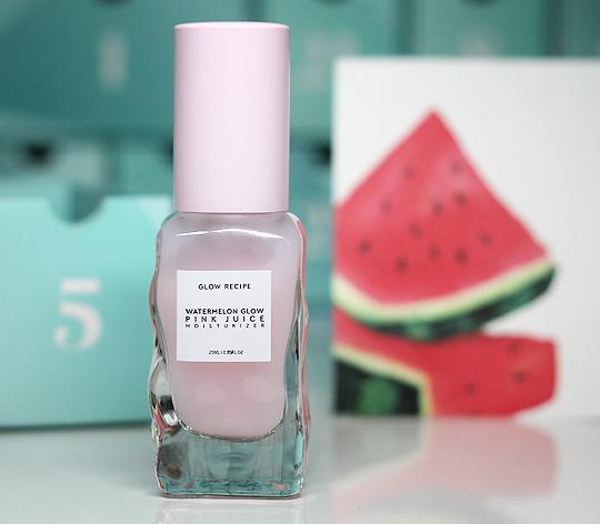 Kästchen Nr. 5: Glow Recipe Watermelon Glow Pink Juice Moisturizer